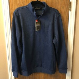Bundle of NWT Under Armour pullover & NWT CK pants